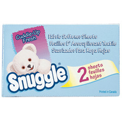 Snuggle Fabric Softener Dryer Sheets - Coin Vend