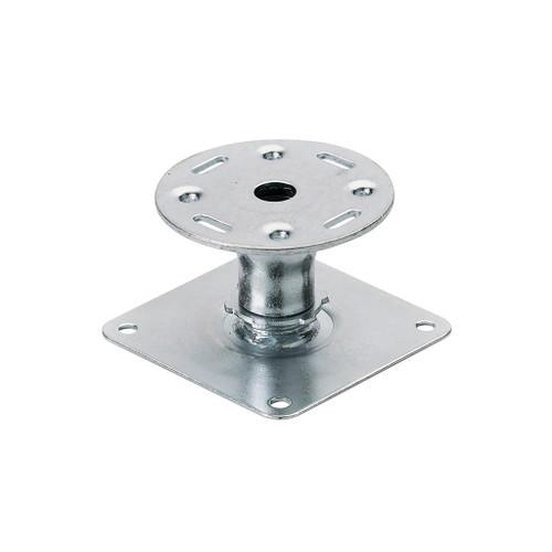 Metalfloor MFH.005 - 60 mm - 90 mm - Metalfloor PSA Steel Adjustable Pedestal Support