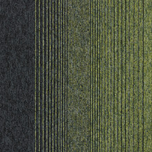 Interface Employ Lines Meadow 50cm x 50cm Carpet Tiles 5m2 20 Tiles