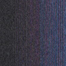 Interface Employ Lines Iridecent 50cm x 50cm Carpet Tiles 5m2 20 Tiles