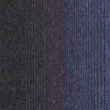 Interface Employ Lines Iridecent 50cm x 50cm Carpet Tiles 5m2 20 Tiles