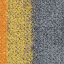 Interface Composure Edge Sunburst - Seclusion 50x50cm Carpet Tiles 4m2 16 Tiles