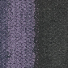 Interface Composure Edge Aubergine - Solitude 50x50cm Carpet Tiles 4m2 16 Tiles