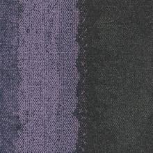 Interface Composure Edge Aubergine - Solitude 50x50cm Carpet Tiles 4m2 16 Tiles