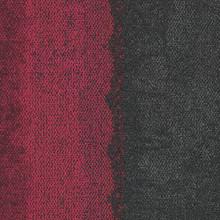Interface Composure Edge Berry - Solitude 50x50cm Carpet Tiles 4m2 16 Tiles