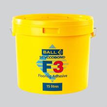 Styccobond F3 Flooring Adhesive 5ltr 15m2