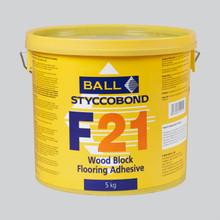 Styccobond F21 Wood Block Flooring Adhesive 15kg 15m2
