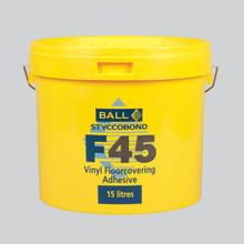 Styccobond F45 Vinyl Flooring Adhesive 15 LITRE