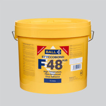 Styccobond F48 PLUS Fibre-Reinforced, High Temperature Grade Vinyl Adhesive 5 LITRE