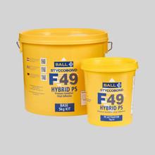 Styccobond F49 Hybrid PS Temperature Tolerant Pressure Sensitive Vinyl Adhesive 5KG