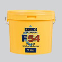 Styccobond F54 High Grab Linoleum Adhesive 15 LITRE