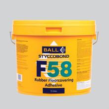 Styccobond F58 Rubber Flooring Adhesive 5 LITRE