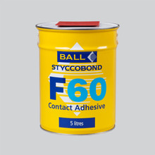 Styccobond F60 Contact Adhesive 5 LITRE