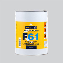 Styccobond F61 Heavy Duty Contact Adhesive 5 LITRE