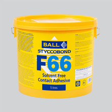 Styccobond F66 Solvent Free Contact Adhesive 5 LITRE