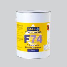Styccobond F74 Polyurethane Flooring Adhesive 7KG
