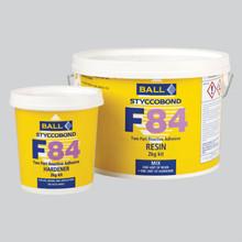 Styccobond F84 Two Part Flooring Adhesive 2KG Kit