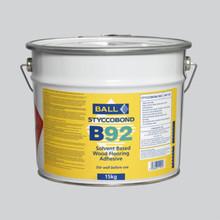 Styccobond B92 Solvent Based Wood Flooring Adhesive 15KG