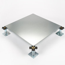 Metalfloor MFP.006 - 600 mm x 600 mm x 31 mm - PSA Heavy Grade Steel Encapsulated Access Floor Panel