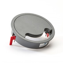 Floor Cable Grommet - 169 mm - MCG.003 Available in Black or Grey -