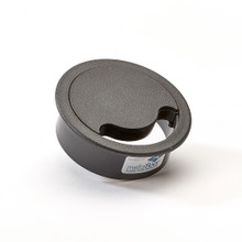 Floor Cable Grommet - 102 mm - MCG.005 Available in Black or Grey -