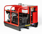 SW15-200DE 3000PSI 15LPM 9.5HP Elec. Start Kubota Diesel Pressure Cleaner