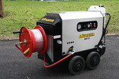 Hose Reel to suit Hot Water Electric Pressure Cleaner