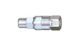 Stainless Steel SW25 Live High Pressure Swivel 250 BAR