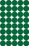 "Polka Dots Peel & Stick 0.50"" to 3.00"" (Exterior/Outdoor)"
