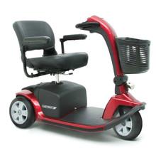 Pride Victory 10 3-Wheel - Red