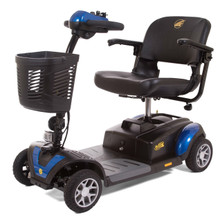 Golden Buzzaround XL 4 Wheel - Blue