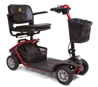 Golden LiteRider 4 Wheel GL141 - Red