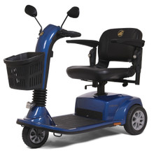 Golden Companion 3 Wheel Full-Size GC340 - Blue