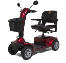Golden Companion 4 Wheel Full-Size GC440 - Red