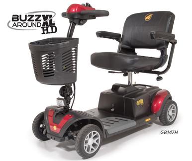 Golden Buzzaround XL-HD 4-Wheel - GB147H