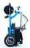 Enhance Mobility Triaxe Sport Blue Folded 2