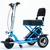 Enhance Mobility Triaxe Sport Blue