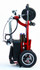 Enhance Mobility Triaxe Sport Red Folded
