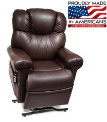 Golden MaxiComfort Power Cloud Sleep'N Lift Chair w/ Power Pillow