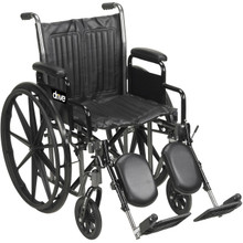 Drive Silver Sport II Manual Wheelchair
