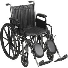 Drive Silver Sport II Manual Wheelchair