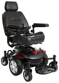Drive Titan AXS Mid-Wheel Power Chair