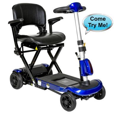 Drive ZooMe Auto-Flex - Come Try Me!
