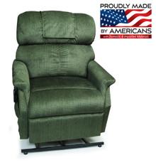 Golden Comforter Wide 3-Position - PR-502 Evergreen
