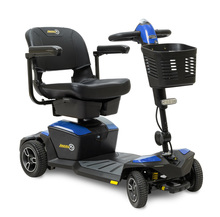 Jazzy Zero Turn 4-Wheel - Sapphire Blue