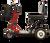 eWheels EW-01 Speedy - Side