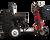 eWheels EW-01 Speedy - Luggage