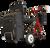 eWheels EW-01 Speedy - Luggage 4