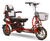 eWheels EW-02 - Red