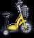 eWheels EW-18 Electric Scooter - Side